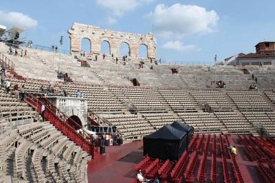 Opernfestspiele in der Arena di Verona