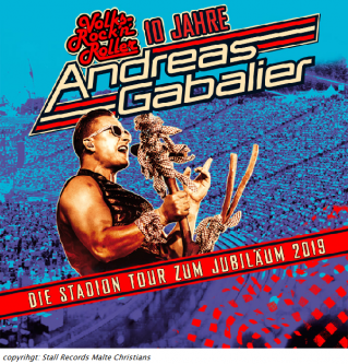 Andreas Gabalier - München Olympiastadion