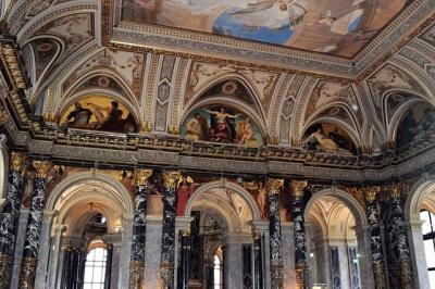 Wien - stairway to Klimt